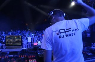 DJ WD87 INTRO | EXIT FESTIVAL 2017